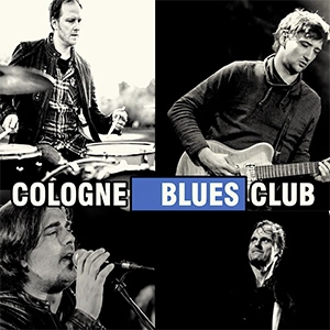 Cologne Blues Band Live in Dormagen 2019