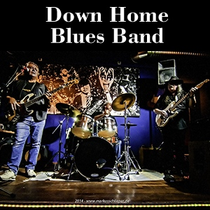 Down Home Blues Band Live im Pink Panther Dormagen
