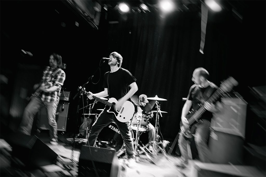 Fight Footers - Foo Fighters Tribute Band Live in Dormagen