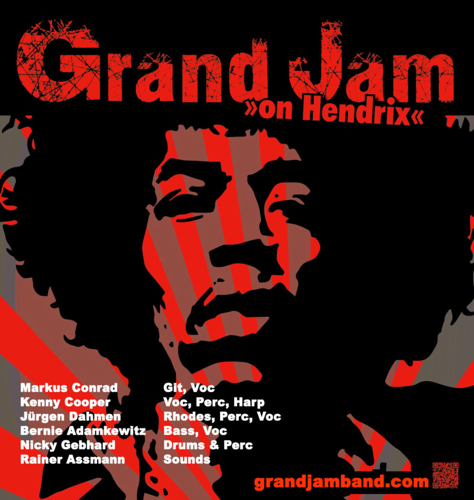 Grand Jam on Hendrix 2017