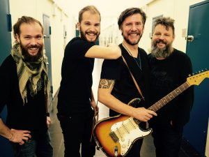 GUY VERLINDE & The Mighty Gators - Live in Dormagen Herbst 2017