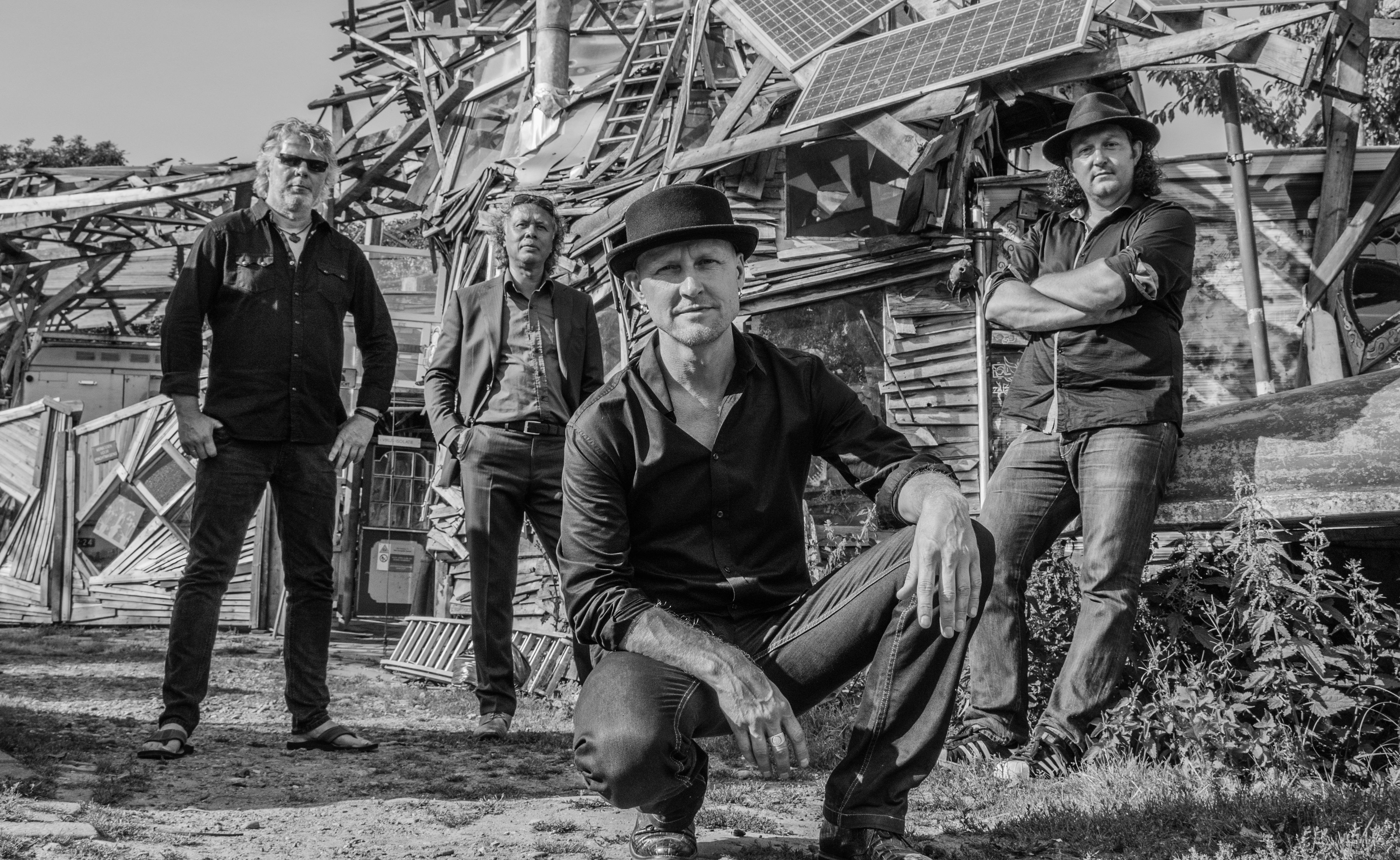 King of the World Live in Dormagen am 21.04 im Pink Panther