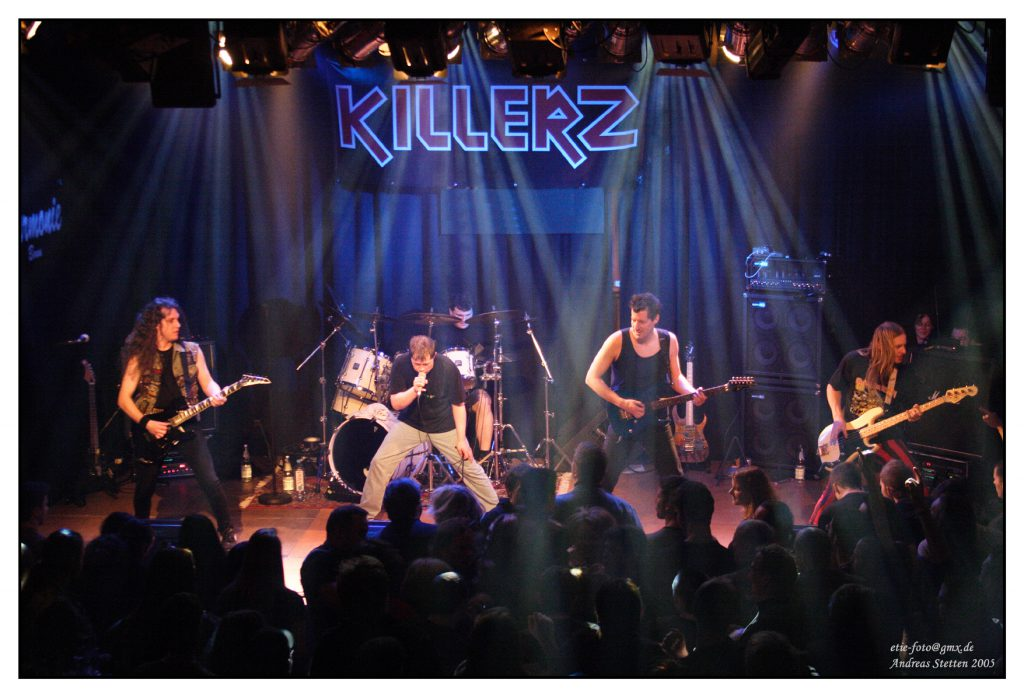 The Killerz Live in Dormagen