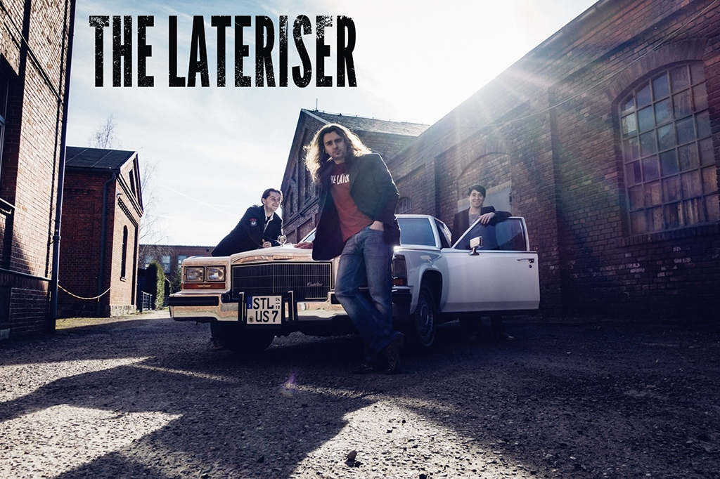 """The LATERISER """"BluFuRock"""" made in Saxony als Support Live in Dormagen am 13.01.2018"""