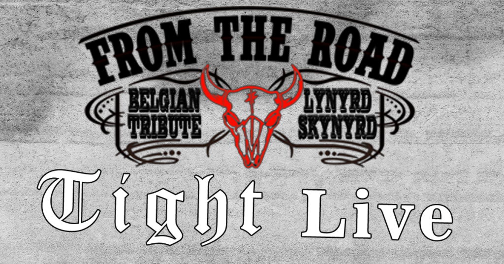 Tight with From the Road Live im Pink Dormagen