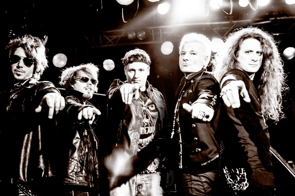 IDOLIZED - The ultimate Billy Idol Tribute Band Live am 27.04.2019 im Pink Dormagen Höhenberg 1 41539 Dormagen