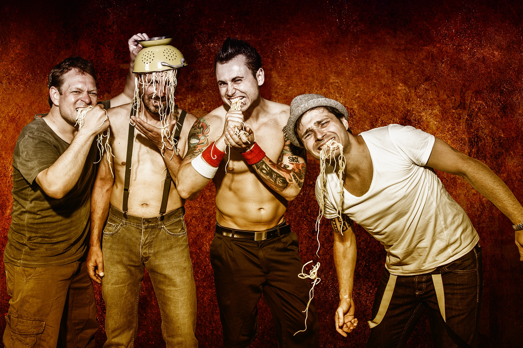 PSYCHO SEXY - Red Hot Chili Peppers Tribute Band Live im Pink Dormagen